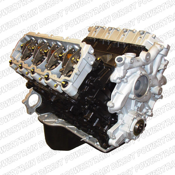 Ford - 6.0 Powerstroke Diesel Engines