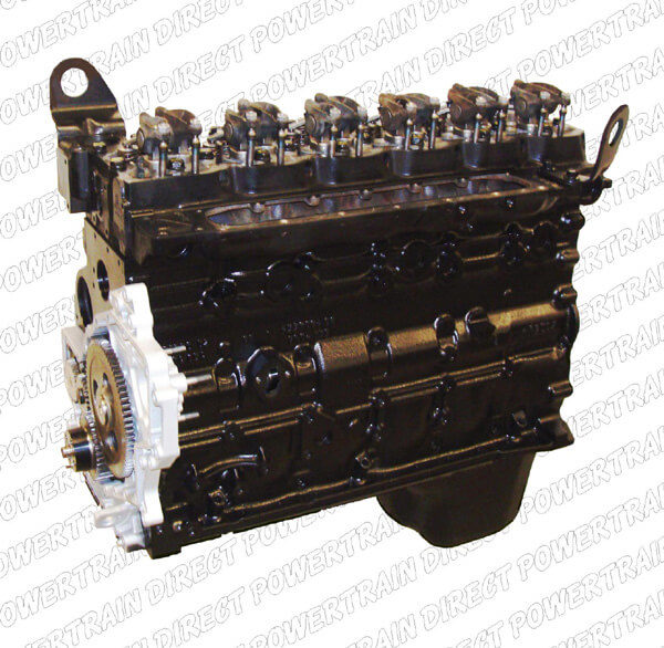 Dodge Ram - 5.9 Cummins Diesel Engines