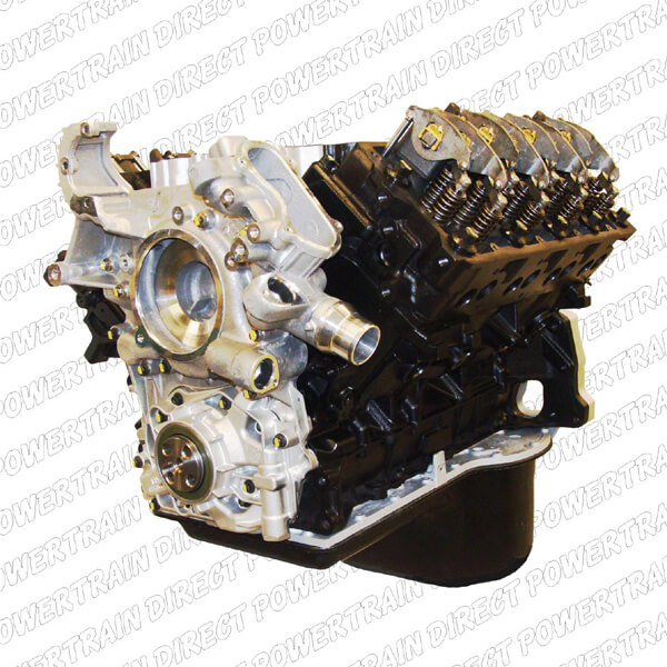 Ford - 6.4 Powerstroke Diesel Engines