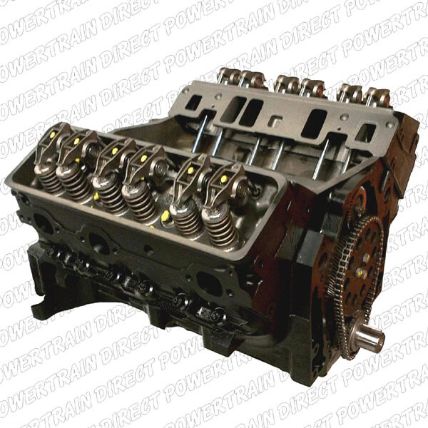 GMC Chevrolet - 4.3 Gas Engines