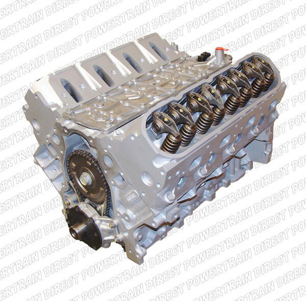 GMC Chevrolet - 5.3 Alloy Block Gas Engines