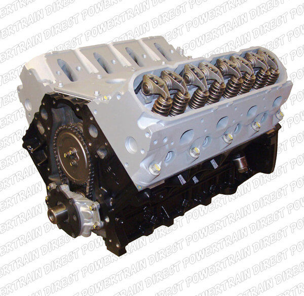 GMC Chevrolet - 4.8 Gas Engines