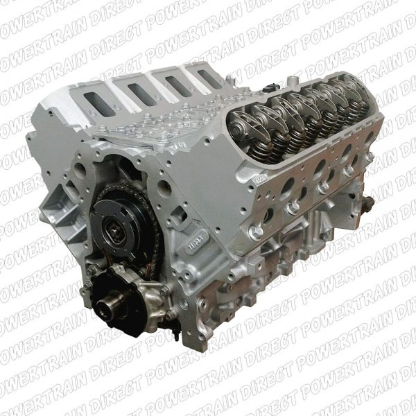 GMC Chevrolet - 6.2 Gas Engines