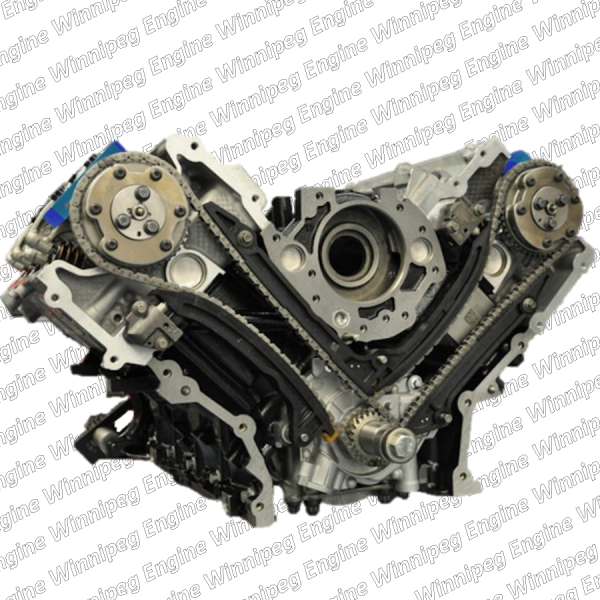 Ford - 6.2 Gas Engines