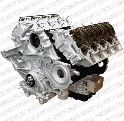 Ford - 6.7 Powerstroke Diesel Engines